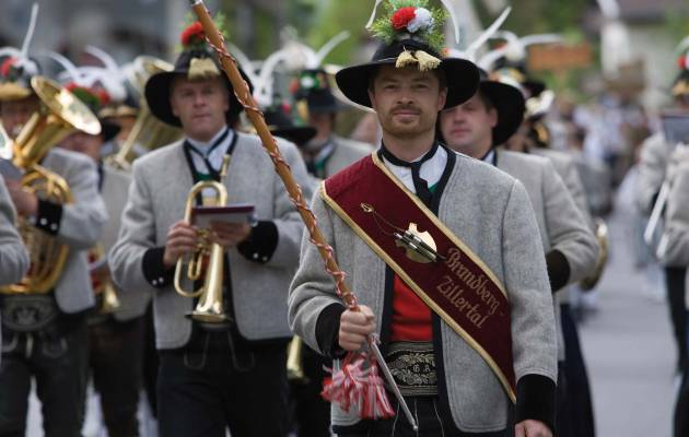 Tradition im Zillertal